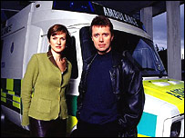 Fiona Bruce and Nicky Campbell present Your NHS