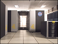 Nasa's Project Columbia (Image: Intel)