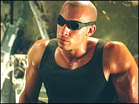 Screenshot from Chronicles of Riddick