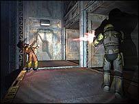 Screenshot from Chronicles of Riddick