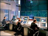 Sirius control room