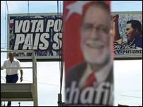 Publicidad electoral en El Salvador