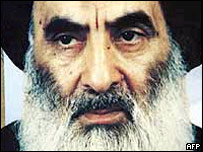 Grand Ayatollah Ali Sistani (archive picture)