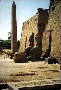 Tumbas en Egipto