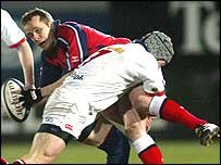 Munster's former All Black Christian Cullen dumped by Neil McMillan