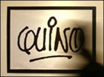 Exposición de Quino en Roma (Foto de Antonello Nusca)