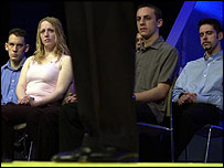 Young Conservatives at 2001 conference