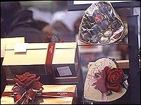 Подарки на день Святого Валентина - День влюбленных