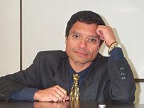 Vicente Torrijos, analista de la Universidad del