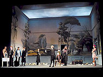 Ariadne auf Naxos at the Royal Opera House