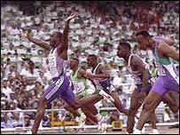 Juegos Olímpicos de Barcelona, en 1992