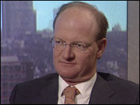 David Willets, MP,  Conservative spokesman on Economic Affairs