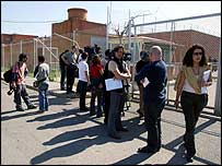 Sangonera prison, Murcia
