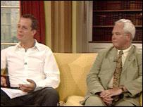 Nicholas Boles and Keith Best
