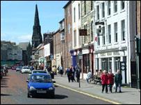 Tynemouth (photo: Freefoto)