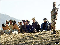 Pakistan guard with al-Qaeda suspects in South Waziristan