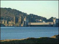 Conwy Castle, courtesy of Freefoto.com
