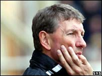 Terry Butcher refused to be negative after losing to celtic