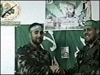 Omar Khan Sharif and Asif Mohammed Hanif