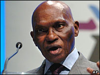 President Abdoulaye Wade