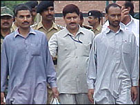 Mohammed Arif (left) and Jagsir Singh