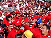 Presidente de Venezuela, Hugo Ch�vez