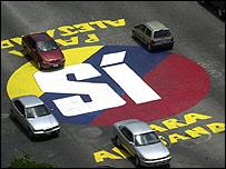 Campa�a del S� en Venezuela