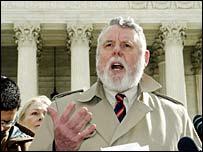 Former hostage Terry Waite