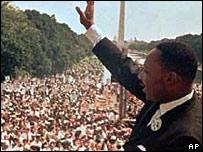 Civil rights march on Washington 1963
