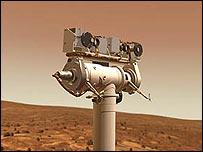 Rover pancam, Nasa