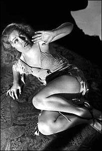 Fay Wray en la cinta King Kong.