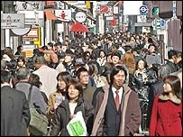 Japanese consumers