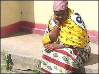 Patrick Balisidya's neighbour Mrs Joyce Chambai