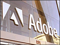 Adobe office in San Jose