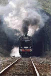 Weardale train