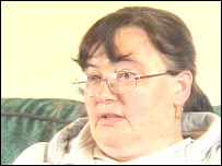 Adam Rickwood's aunt, Liz