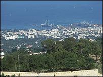 Port-au-Prince skyline