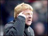 Former Southampton manager Gordon Strachan