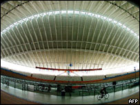 Olympic Velodrome in Athens