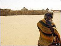 Village in Darfur