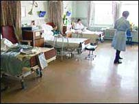 Hospital ward -generic