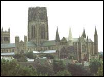 View of Durham City