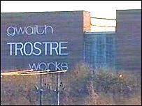 Gwaith Trostre