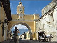Antigua Guatemala. (Imagen cortesía del Instituto de Turismo de Guatemala)