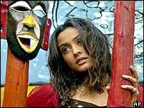 Bollywood actress Namrata Shirodkar