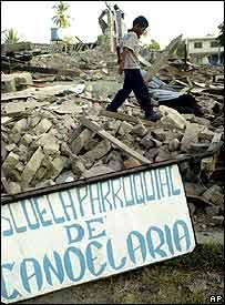 Terremoto de 2001