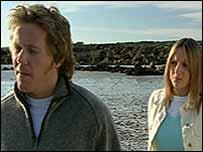 Rhys ap William and Catrin Arwel