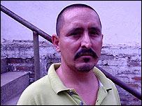 Ex-Mara gang member Ernesto Miranda