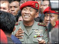 Maj Gen Sriyanto