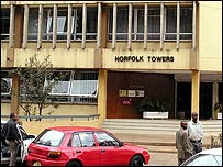 Norfolk Towers